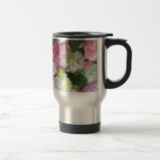 Flor de cerezo tazas de café