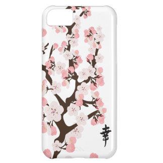Flor de cerezo y kanji