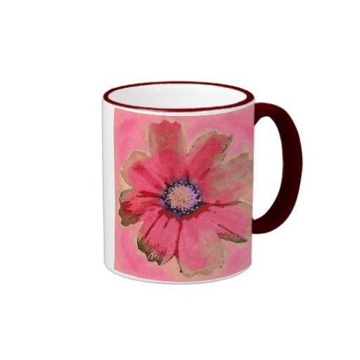 Flor de Cosmo, taza
