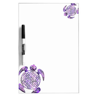 Flor de DES Lebens - púrpura de la vida/de Blume Pizarras