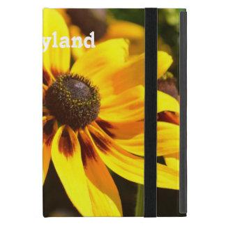 Flor de estado de Maryland iPad Mini Coberturas