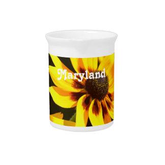 Flor de estado de Maryland