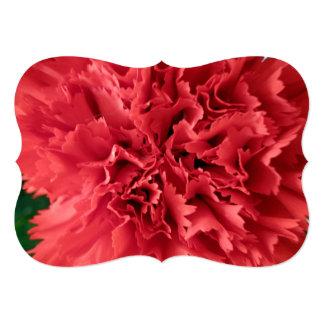 Flor de estado de Ohio Invitación 12,7 X 17,8 Cm