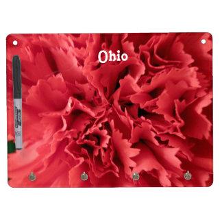Flor de estado de Ohio Pizarras