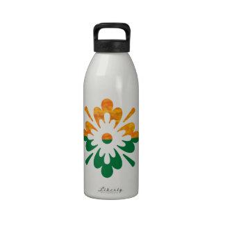 Flor de HappyDance: Disfrute de la parte de n la a Botella De Agua Reutilizable