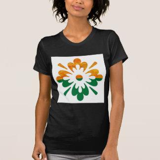 Flor de HappyDance: Disfrute de la parte de n la a Camisetas