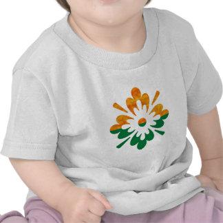 Flor de HappyDance: Disfrute de la parte de n la a Camiseta