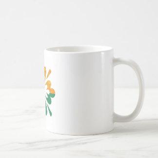 Flor de HappyDance: Disfrute de la parte de n la a Taza De Café