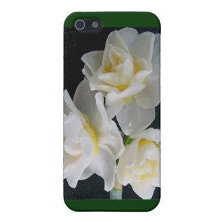 Flor de Jonquil - 3:1 de Ecclesiastes iPhone 5 Funda