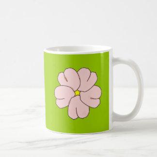 Flor de kirsch cherry blossom taza de café
