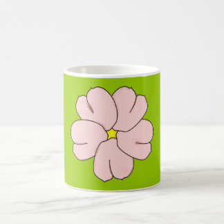 Flor de kirsch cherry blossom tazas de café