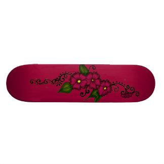 Flor de la alheña (Fuschia) Patín