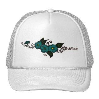 Flor de la alheña (trullo) gorra