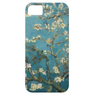 Flor de la almendra de Van Gogh iPhone 5 Carcasas