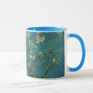 Flor de la almendra de Vincent van Gogh Taza