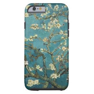 Flor de la almendra funda resistente iPhone 6