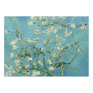 Flor de la almendra por la bella arte de Van Gogh Tarjeta Personal