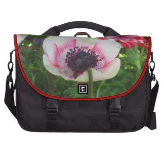 Flor de la amapola bolsas para ordenador