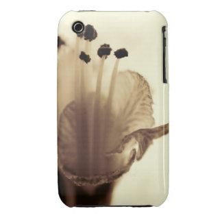 Flor de la castaña iPhone 3 Case-Mate carcasas