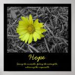 Flor de la esperanza poster