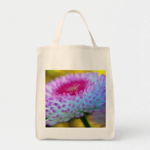 Flor de la floración bolsa tela para la compra
