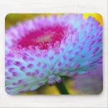 Flor de la floración tapete de raton
