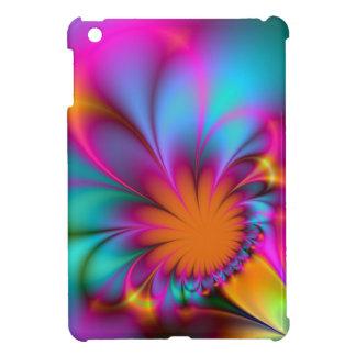 Flor de la guardería iPad mini protector