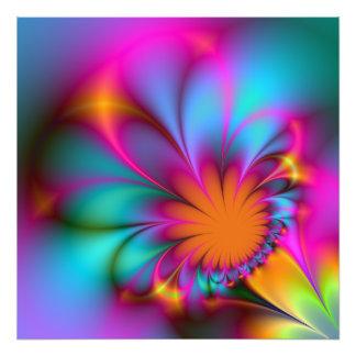 Flor de la guardería cojinete