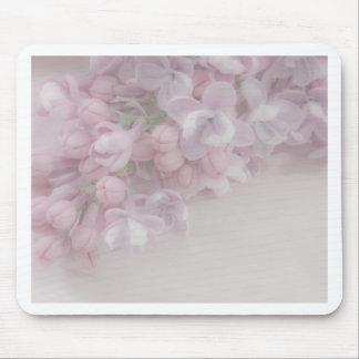 Flor de la lila alfombrilla de ratón