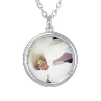 Flor de la magnolia joyeria