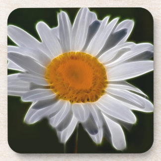 Flor de la margarita posavasos