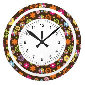 Flor de la MOD Reloj