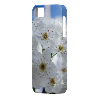 Flor de la pera iPhone 5 Case-Mate carcasa