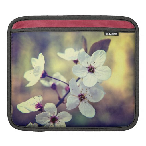 Flor de la primavera del vintage mangas de iPad