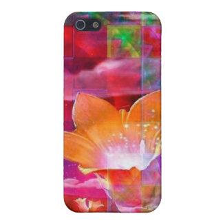 Flor de la primavera iPhone 5 carcasa