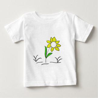 Flor de la primavera remeras