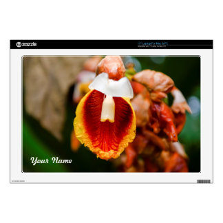 Flor de la primavera skins para 43,2cm portátil