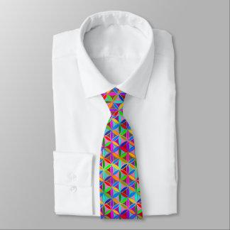 Flor de la vida - modelo inconsútil - color de la corbatas