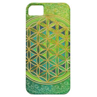 Flor de la vida - ornamento II iPhone 5 Case-Mate Carcasas