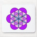 Flor de la vida PurplePink