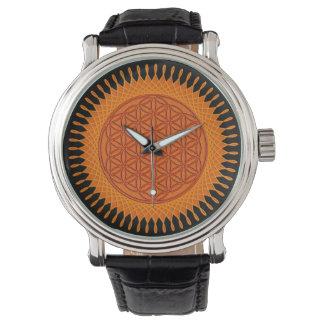 Flor de la vida - Spirograph de Sun Relojes