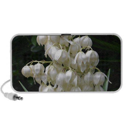 Flor de la yuca de New México iPod Altavoz