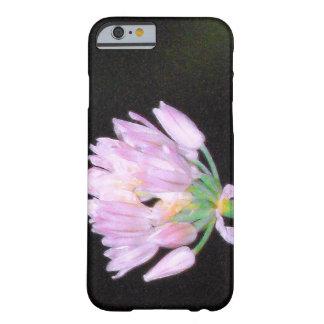 Flor de las cebolletas funda barely there iPhone 6