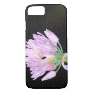 Flor de las cebolletas funda iPhone 7