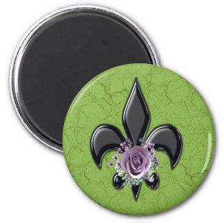 Flor De Les 98 Magnet