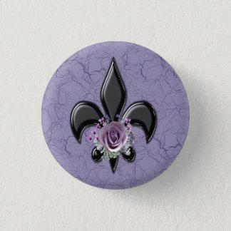 Flor De Les 99 Pinback Button