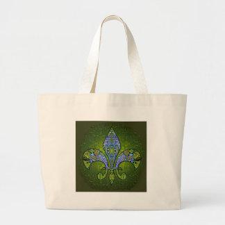 Flor De Lis 2.png Tote Bag