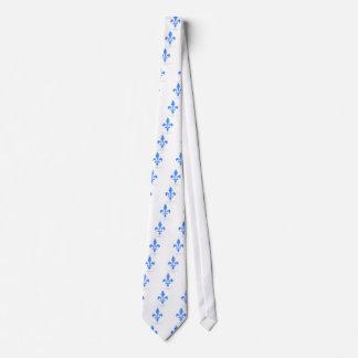 Flor de lis corbata
