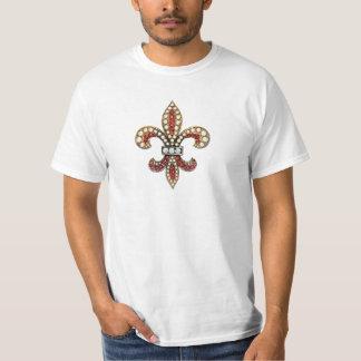 Flor De Lis Fleur De Lis Jewel new orleans T Shirts