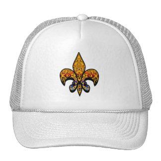 Flor de lis gorra